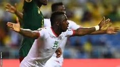Burkina Faso 1 - 1 Cameroon Africa Cup of Nations Grp. A14th January, 2017