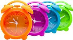Alarm Clock Wake Up Pop Big Assorted