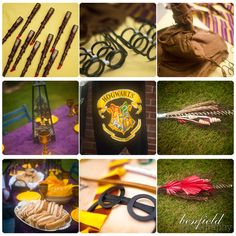 Harry Potter Costume- Themed Birthday Party