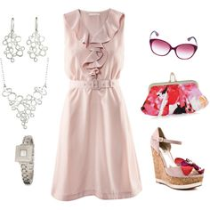 Colorful, created by rebecca-horn on Polyvore
