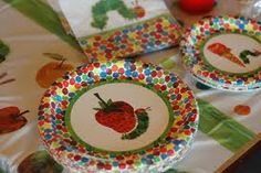 the very hungry caterpillar themed party - Google Search