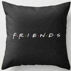 Friends Tv Show Pillow Memoribilia from $15.15
