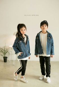 Most Korean brands will run till size A few will have size 15 and 17 too. But our new brand Olivie caught our eye because their sizes go till size Plus, they make great unisex clothing for every day, which always sells well. Cute Asian Babies, Korean Babies, Asian Kids, Kids Fashion Boy, Toddler Fashion, Fall Fashion, Couple Outfits, Kids Outfits, Cute Babies Photography