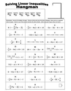 Fables Worksheets For 3rd Grade Excel Algebra Worksheet  Simplifying Algebraic Expressions With Two  Printable Grade 1 Math Worksheets Word with Workbook And Worksheet In Excel Pdf By Dawn Roberts Grade A Hangman Activityworksheet Geared For Independent  Practice Of Solving Multistep Inequalities Read Aloud Worksheets Excel