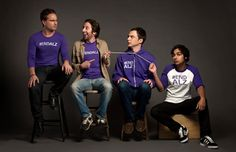 June is Alzheimer's & Brain Awareness Month. The Cast of the Big Bang Theory is going purple, will you? #GoPurple #ENDALZ