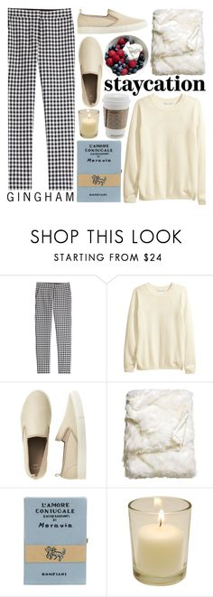 """""""The Kickback"""" by thisis2003 ❤ liked on Polyvore featuring Diane Von Furstenberg, H&M, Gap and Olympia Le-Tan"""