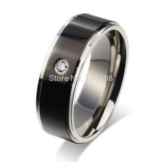 CC Titanium Steel Rings For Men And Women Vintage Jewelry Couple Ring Simple Generous Diamant Bijoux Homme Drop Shipping Ring Ring, Wedding Ring Designs, Wedding Ring Bands, Pink Wedding Shoes, Wedding Dresses, Wedding Ring Pictures, Titanium Rings, Stainless Steel Rings, Engagement Jewelry
