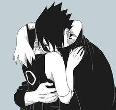 Sasuke x Sakura Naruto Uzumaki, Anime Naruto, Itachi, Sasuke Uchiha Sakura Haruno, Naruto And Sasuke, Manga Anime, Naruhina, Manga Art, Chibi