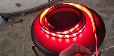 Redline LED Tailgate Light Bar