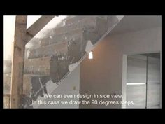 A concrete example of scan with Leica 3D Disto and stair design in Staircon - YouTube