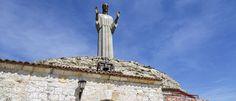 El Cristo del Otero de Palencia es el segundo más grande del mundo.