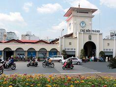 Ben Thanh Market Front