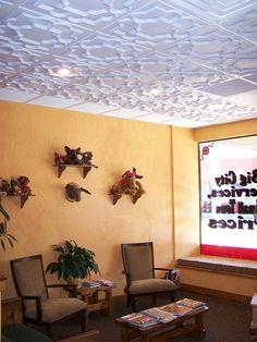 Drop Ceiling Tiles