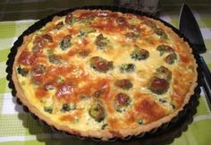 Diabetic Recipes, Diet Recipes, Quiche, Healthy Living, Muffin, Food And Drink, Pie, Cooking, Breakfast