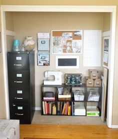 Bullfrogs and Bulldogs - office makeover reveal