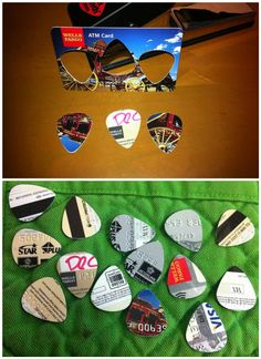 #Guitar, #Music, #Plastic, #Upcycled