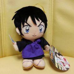 InuYasha UFO Plush Figure Doll Summer Miroku | eBay