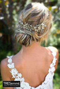 Peinado Casual Matrimonio – Modern Bride #TRESemméPerú