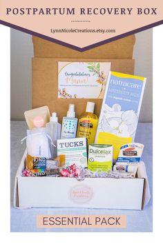 New Mom Gift Basket, Baby Shower Gift Basket, Baby Shower Gifts, Hospital Gift Baskets, Hospital Gifts, Gifts For New Parents, Gifts For Mom, Parent Gifts, Pregnancy Care