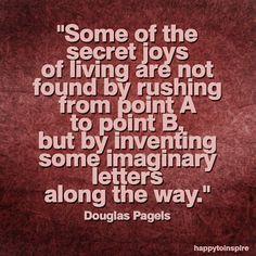 Secret of Joys