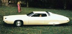 1971 Ford Tridon Show Car