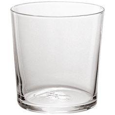 Trinkglas Bodega Maxi (50,5cl) ohne Füllstrich, Glashöhe 12 cm - 12 Stück