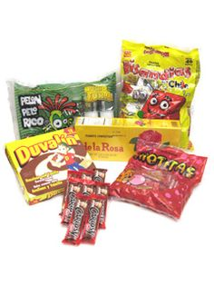 Mexican Candy Gift Pack $39.95