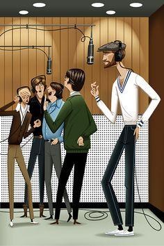 The Beach Boys by BenKirchner, via Flickr