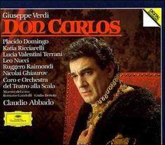 Placido Domingo - Verdi: Don Carlos