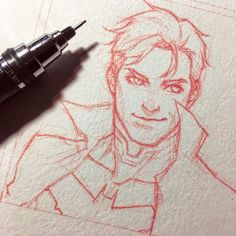 Manga Character Drawing I'm now insecure of my drawings because of this.they draw so much better - Red Hood Jason Todd, Art Reference Poses, Art Drawings Sketches, Character Drawing, Character Design Inspiration, Art Tutorials, Amazing Art, Comic Art, Concept Art