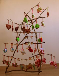 Xmas dec tree