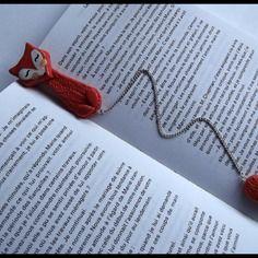 """Marque page """" mon petit renard """""""