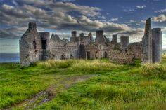 Slains Castle Cruden Bay, Scotland