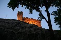 Il Castello di Sasso Corbaro a Bellinzona (TI)