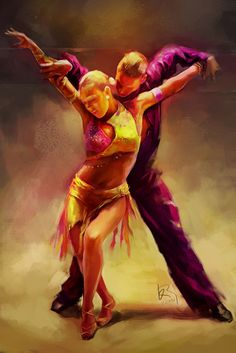 Learn To Ballroom Dance And Feel Your Soul Tango Dancers, Ballet Dancers, Shall We Dance, Just Dance, Dance Picture Poses, Dancing Drawings, Dance Paintings, Partner Dance, In And Out Movie