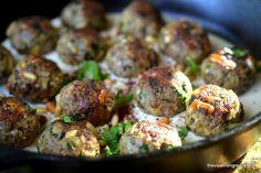 Moroccan Lemon and Cardamom Meatballs 5