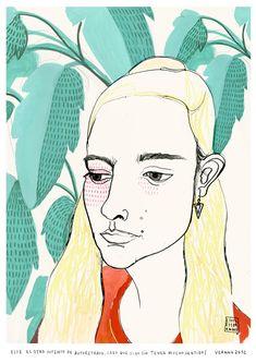 Littleisdrawing . Carla Fuentes | A R T N A U