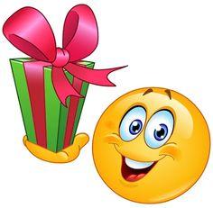 Aaaaah, ein Geschenk für mich!