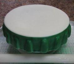 beer cap cake step 5
