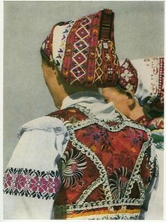 scanned from my own collection of books, postcards, etc. We Are All Connected, Heart Of Europe, Folk Costume, Portrait Inspiration, Louis Vuitton Speedy Bag, Traditional Outfits, Digital Illustration, Culture, Embroidery