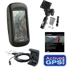 Garmin Montana 610 Moto Bundle with All of Great Britain GB Discoverer 1:50K GPS device is the perfect partner for use on a motorbike, walking/hiking and on the water. With the included GB Discoverer 1:50K maps of All of Great Britain you will be able to navigate on foot too: http://www.activegps.co.uk/garmin-montana-610-moto-bundle.htm