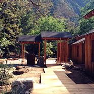 """Tassajara Zen Center - We invite you to join us in this endeavor to live lightly and """"leave no trace."""""""