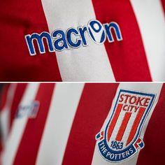 stoke city macron    Stoke City fecha contrato com Macron por 5 anos   Mantos do Futebol ...