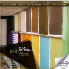 BUDGET ROLLER BLINDS PRICES MALAYSIA-BLINDS SUPPLIER MALAYSIA   Business for Sale   Sheryna.com.my