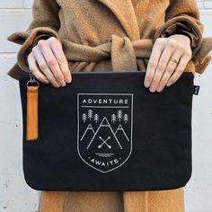 Carry your everyday essentials in our Adventure Awaits Folio!    #Regram via @danica_studio Adventure Awaits, Tis The Season, Studio, Giving, Louis Vuitton Monogram, Giveaway, Seasons, Day, Gifts