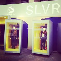 For the first time adidas SLVR is part of the Pitti UOMO, the world's biggest fair for men's fashion in Florence, Italy. The upcoming Winter 2013 collection is being presented. Check out our booth! #SLVR #pittiuomo