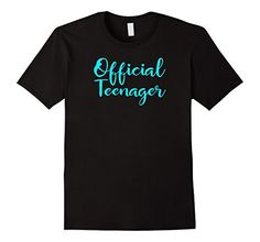 $17.99 YOUTH WOMENS Men's Official Teenager Tshirt 13th 13 Year Old Birthday ... https://www.amazon.com/dp/B01M9FF4MB/ref=cm_sw_r_pi_dp_x_WX4fybPDGARB6  Official Teenager 13th Birthday Gift tshirt Boys Girls Birthday Tshirt Gift Tee Thirteen Thirteenth Birthday Shirt Perfect Tshirt for that special Teenager. Makes a great Birthday gift. Make your teenager feel special. This Tshirt can be worn all year. 13 Year Old Birthday Gift Idea. Thirteen year old birthday gift Idea. Official Teenager…