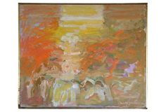 Abstract by Wesley Johnson, 1986 | One Kings Lane