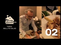 Michelin-starred chef Massimo Bottura has found a new way to delight his fans: by streaming his family meals on Instagram - Kitchen Quarantine. Fun Drinks, Family Meals, Fans, Kitchen, Youtube, Instagram, Cooking, Home Kitchens, Followers