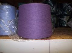 Grape Acrylic Yarn on Cones, 2/17 Acrylic, Fingering Weight Yarn, Machine Knitting Yarn by stephaniesyarn on Etsy
